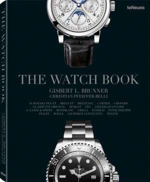 The Watch Book de Gisbert Brunner