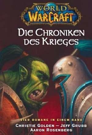 World of Warcraft - Sammelband 01 - Die Chroniken des Krieges