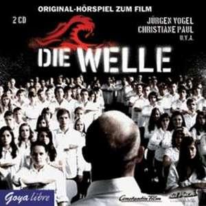 Die Welle - Das Original Filmhoerspiel. 2 CDs