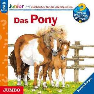 Wieso? Weshalb? Warum? Junior - Das Pony de Marion Elskis
