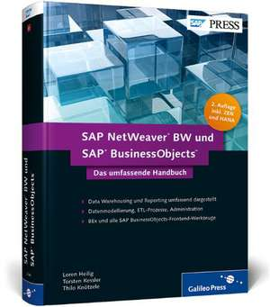 SAP NetWeaver BW und SAP BusinessObjects de Loren Heilig