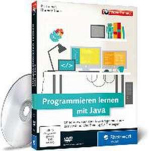 Programmieren lernen mit Java de Thomas Theis