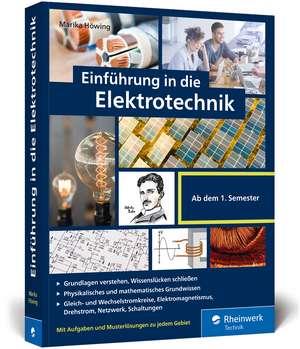 Einführung in die Elektrotechnik de Marika Höwing