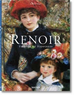 Renoir: Painter of Happiness de Taschen