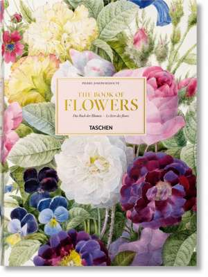 Redoute the Book of Flowers