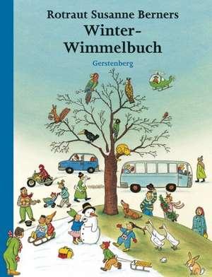 Hoinar prin anotimpuri: Iarna (Winter-Wimmelbuch)