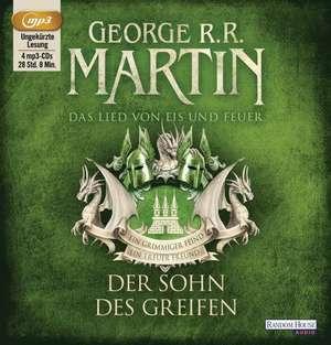 Das Lied von Eis und Feuer 09. Der Sohn des Greifen de George R. R. Martin