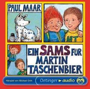 Ein Sams fuer Martin Taschenbier. 2 CDs