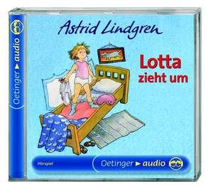 Lotta zieht um. CD