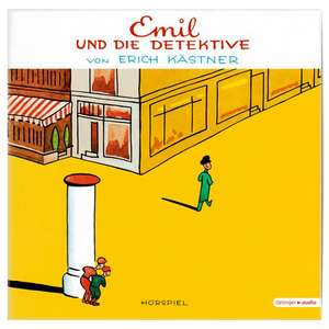 Emil und die Detektive. Vinylausgabe (Schallplatte) de Erich Kästner