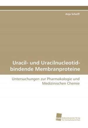 Uracil- Und Uracilnucleotid-Bindende Membranproteine