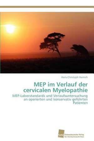 Mep Im Verlauf Der Cervicalen Myelopathie