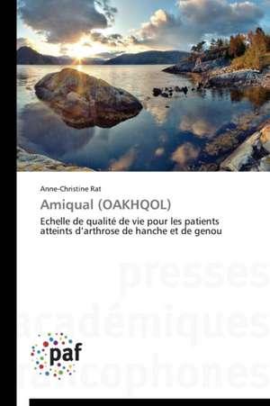 Amiqual (OAKHQOL)