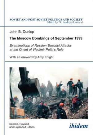 The Moscow Bombings of September 1999 imagine