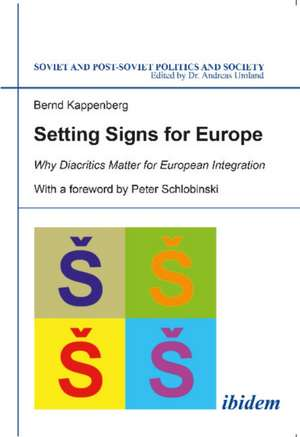 Setting Signs for Europe imagine