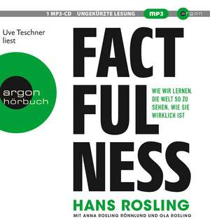 Factfulness de Hans Rosling