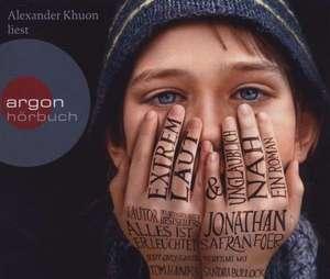 Extrem laut und unglaublich nah (Hörbestseller) de Jonathan Safran Foer