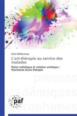 L'art-therapie au service des malades
