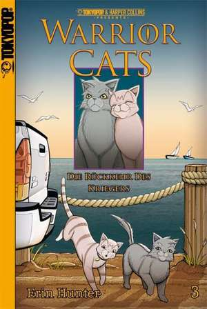 Warrior Cats (3in1) 03
