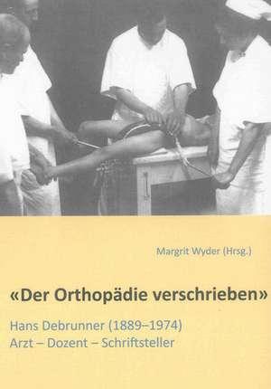 «Der Orthopaedie verschrieben»