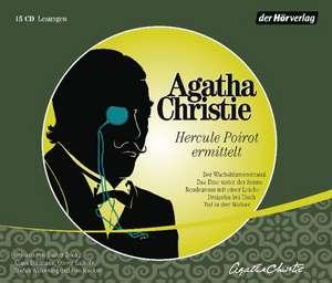 Hercule Poirot ermittelt de Agatha Christie