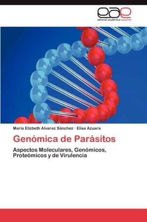 Genomica de Parasitos