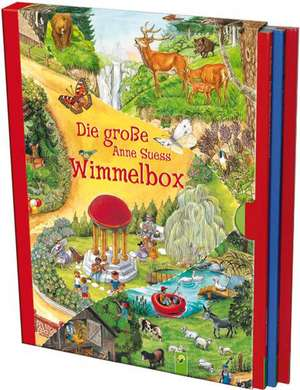 Die große Anne Suess Wimmelbox de Anne Suess