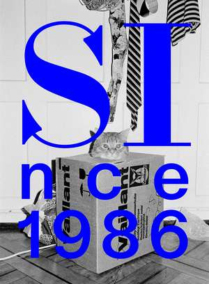 SInce 1986: Swiss Institute, All Over the Map de Simon Castets