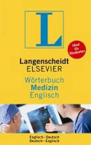 Langenscheidt Woerterbuch Medizin Englisch