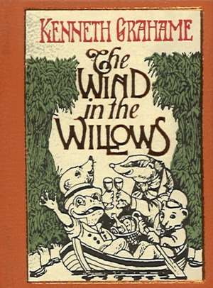 Wind in the Willows Minibook - Limited Gilt-Edged Edition de Kenneth Grahame