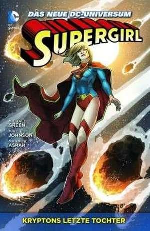 Supergirl de Michael Green
