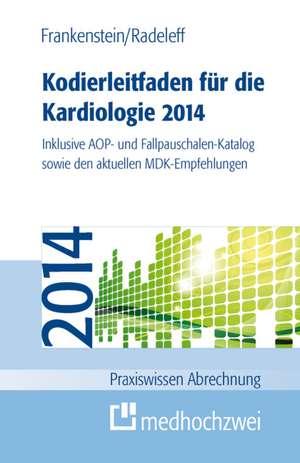 Kodierleitfaden fuer die Kardiologie 2014