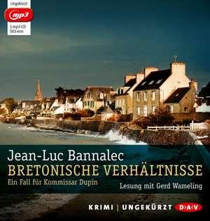 Bretonische Verhältnisse de Jean-Luc Bannalec