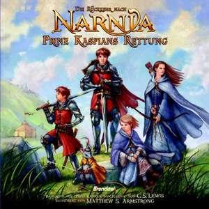 Die Rueckkehr nach Narnia - Prinz Kaspians Rettung