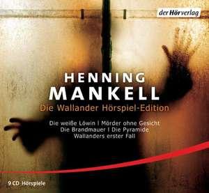 Die Wallander Hörspiel-Edition de Henning Mankell