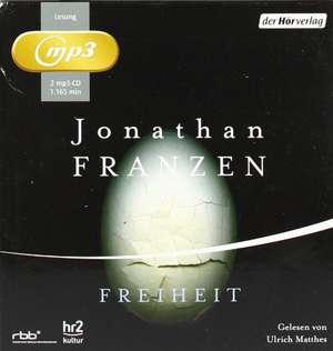 Freiheit de Jonathan Franzen