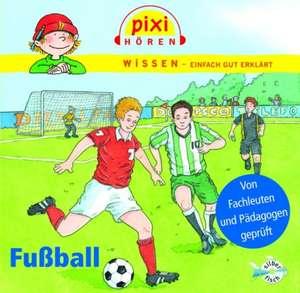 Pixi Wissen. Fussball