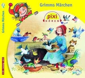 Pixi Hören. Grimms Märchen de Friedhelm Ptok