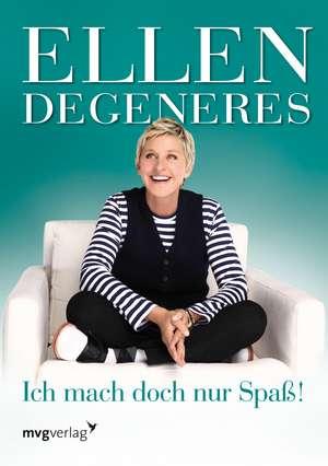 Ich mach doch nur Spaß! de Ellen DeGeneres