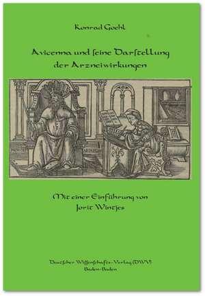 Avicenna und seine Darstellung der Arzneiwirkungen