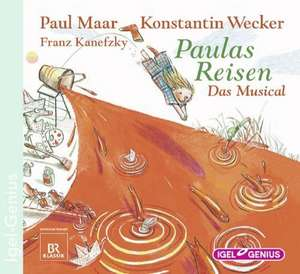 Paulas Reisen - Das Musical