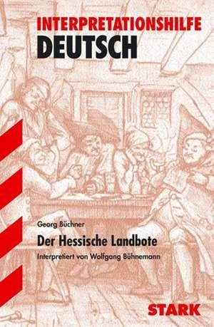 Der hessische Landbote. Interpretationshilfe Deutsch