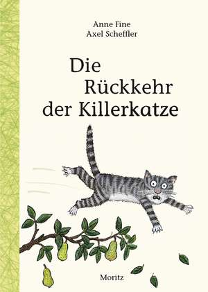 Die Rückkehr der Killerkatze de Anne Fine