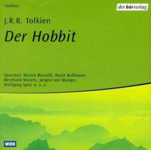 Der Hobbit. Sonderausgabe. 4 CDs
