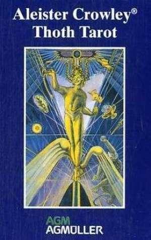 Crowley Thoth Tarot. De Luxe Ausgabe. 78 Karten