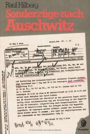 Sonderzuege nach Auschwitz
