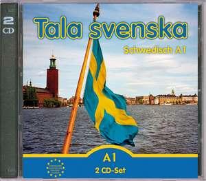 Tala svenska Schwedisch A1 CD-Set