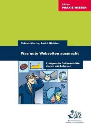 Martin, T: Was gute Webseiten ausmacht