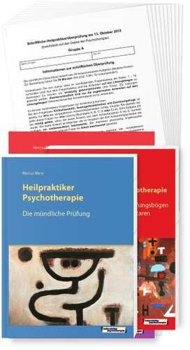 Die schriftliche und muendliche Pruefung Heilpraktiker fuer Psychotherapie