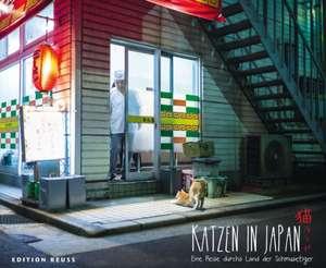 Katzen in Japan
